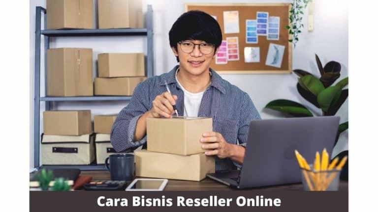 Cara Bisnis Reseller